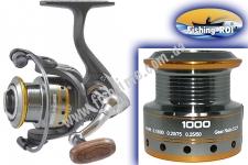 Катушка Fishing Roi Bora plus 1000 2+1