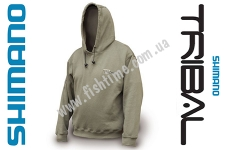 Свитер рыбацкий SHIMANO TRIBAL SWEAT HOODY XL