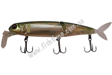 Воблер Imakatsu Buzz Bill Minnow 11 cm 11 g #74 Half Skeleton AYU Floating