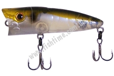 Воблер ZIPBAITS Tiny Popper 4.8mm, 3.7gr TPop 48-018