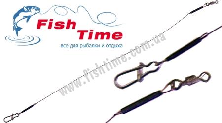 Стальные поводки для рыбалки